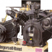 Ingersoll Rand High Pressure Reciprocating T30 Range Air Compressors Base Mount