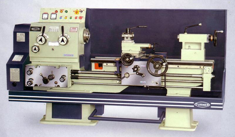 Rolex All-Geared Heavy Duty Lathe Machine
