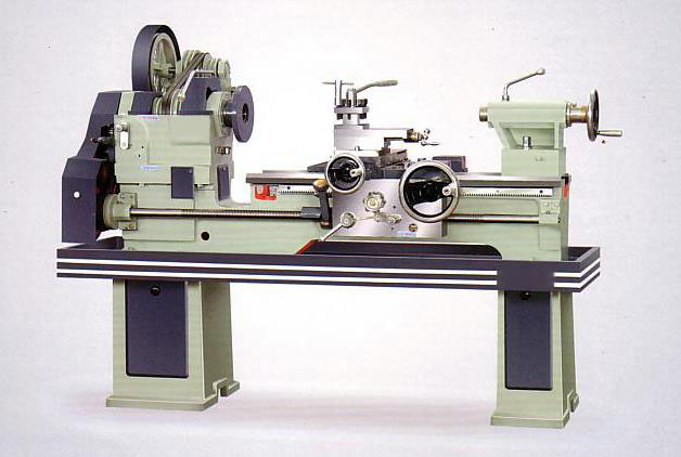 Rolex Turner Medium Duty Super Model Lathe Machine
