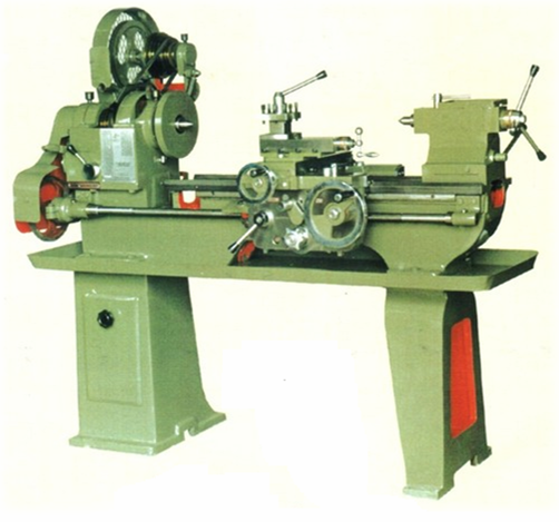 Rolex Standard Model Light Duty Lathe Machine