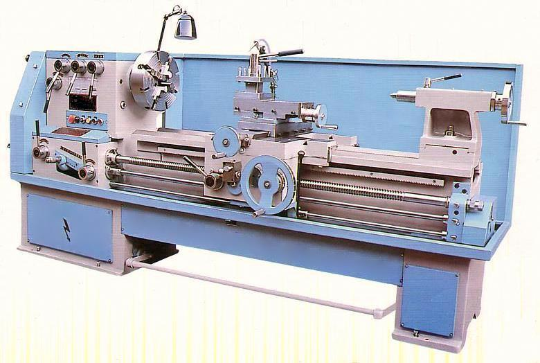 Rolex Turner All Geared Heavy Duty Lathe Machine